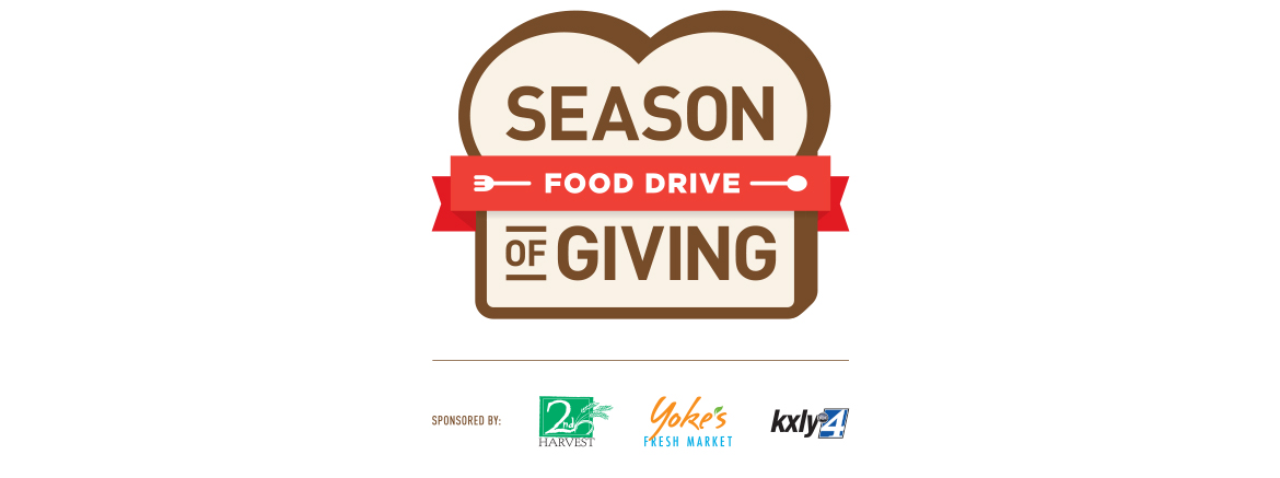 Second Harvest Season of Giving Food Drive